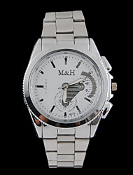 m&h mode quartz horloge