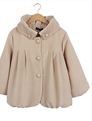 D&YY Women's Wool Cape Coat