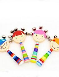 bambini mano campana giocattolo di colore casuale