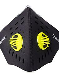 INBIKE Sport Face Mask Black L Cycling/Bike