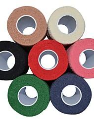 esportes ao ar livre 5cm x 4,5 m auto algodão aderindo coesa bandagem elástica