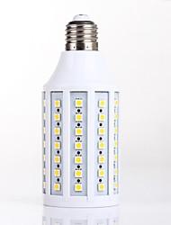 15W E26/E27 Ampoules Maïs LED T 84 SMD 5050 1200-1400LM lm Blanc Naturel Décorative AC 100-240 / AC 110-130 V