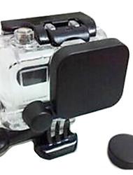 Gopro3 Lens Cap Gopro Lens Cap Hero3 étanche Accessoires Shell