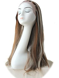 Lace Front Wig High Quality Long Big Wave Female Elegant Fashion Synthetic Celebrity Wig