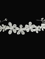 Flower Type Alloy With  Wedding Tiaras∕Headbands