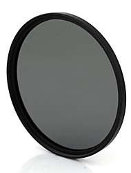 SERK gris filtro de gradiente de 77 mm / gris claro / gris oscuro para el canon
