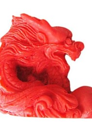 Chinese Zodiac Dragon Baking Fondant Cake Chocolate Candy Mold,L7cm*W6.6cm*H2.7cm