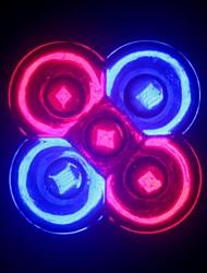 e27 5w (3RED + 2Blue) plein spectre mené élèvent la lumière plus petite pour la floraison (85-265V)