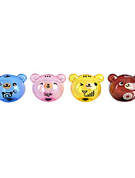 Cute Mini Cat/Pig/Frog/Bear Shape Coin Bank Toys for Gifts