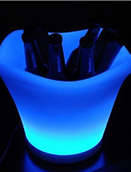 LED Illuminated Bar ICE Bucket