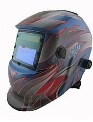 Bateria li 8642solar filtro de escurecimento mig tig automático mma mag moagem / polonês máscara de solda elétrica / capacetes / cap