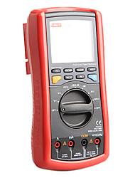 UNI-T UT70D High Accuracy LCD Digital Multimeter AC DC Volt Amp Ohm Capacitance Tester