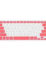 """tweekleurige beschermende afdekking van het toetsenbord voor 13.3 """"MacBook Air / Pro / Pro met retina display (verschillende kleuren)"""