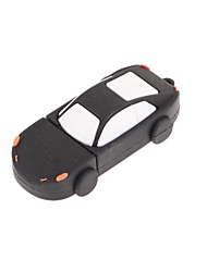 ZP Black Car Character USB Flash Drive 8GB