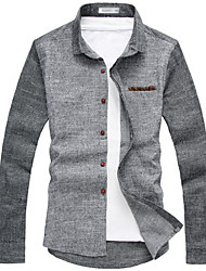Men's Tops & Blouses , Cotton Casual JMEN