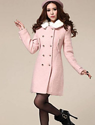 Women's Professional  Commuter Show Thin Cloth Coat