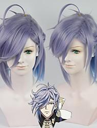 bakumatsu rocha gradiente souji okita peruca cosplay