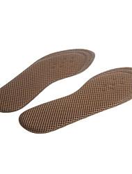 activés semelles coussin de carbone pour les chaussures un paires
