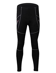 REALTOO Bike/Cycling Tights / Pants/Trousers/Overtrousers / Bottoms Women's / Men's / UnisexBreathable / Quick Dry / Thermal / Warm /