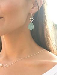 Shixin® Classic 8 Pearl Shape Alloy Pendant Necklace(1 Pc)