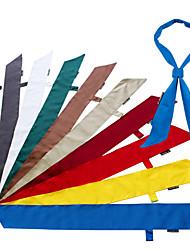 serviço de alimentação sarja uniforme gravatas