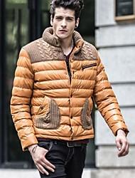 nt.max® мужские случайные воротник верхняя одежда