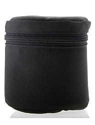 SAFROTTO E10 Protector Padded Nylon Camera Lens Case Lens Pouch E-10 (110mm x 95mm x 95mm)