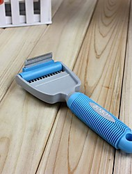Amphibious rake comb + shaving cutter(small) Dog Products Pet supplies Comb for Cars And Dogs