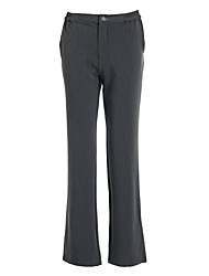Women's Grey Zipper Trouser