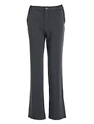 Women's Grey Zipper Trouser