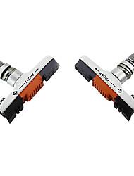 BARADINE Aluminum Alloy Housing White Black MTB Brake Shoes for V Brake