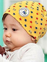 Baby Star Bear Hat Pattern Sets Headgear