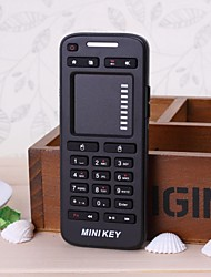 2.4 GHz Mini Wireless Keyboard with Touchpad Mouse
