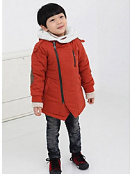 Boy's Cotton Down & Cotton Padded , Winter Long Sleeve
