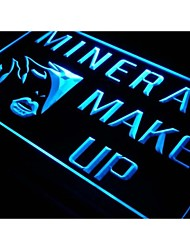 i215 Mineral Make Up Beauty Salon LED Light Sign
