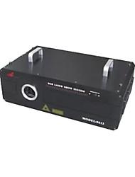 reallink®1w cor cheia de luz laser de animação, equipamento profissional de efeitos de palco para KTV, bar, palco, etc