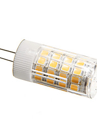 5W G4 LED a pannocchia T 51 SMD 2835 320-350 lm Bianco caldo Decorativo AC 220-240 V