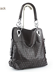 Trendy Hollow Shoulder/Crossbody Bag(30cm*10cm*33cm)