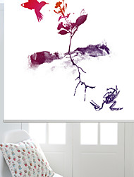 Artistic Ink Painting Style Revolution Of Dinosaurs Roller Shade