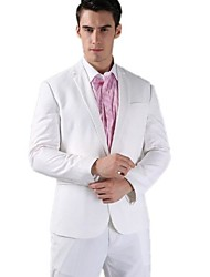 Men's Tuxedo Wedding Suits Sport Suit Fashion Leisure Business Suits(Jacket+Pants)