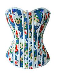 coton plastique désossage casual / shapewear occasion de corset spécial (plus de couleurs)