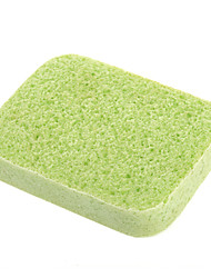 1Pcs Green Cleansing Puff