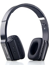 casque bluetooth v4.0 de veggieg sur l'oreille avec un contrôle micro / volume pour téléphones / pc