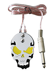 1Pc Skeleton Food Switch For Tattoo Machine(More Colors)