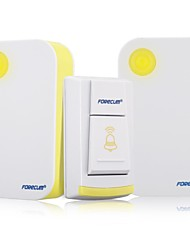Forecum 4f 36-Melody Waterproof Wireless Remote Control Doorbell