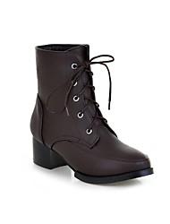 chaussures moto bottes pour dames talon trapu bottines plus de couleurs disponibles