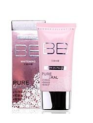1pcs professionnels minérale pure crème hydratant cocnealer nutritifs maquillage visage de bb (3 couleurs)