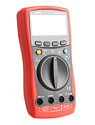 UNI-T UT60A-CN ЖК-цифровой мультиметр AC DC Вольт Ампер Ом Емкость Тест метр