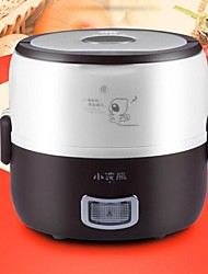 220V Electric Stainless Steel Liner Heating Insulation Plugged Rice Cooker