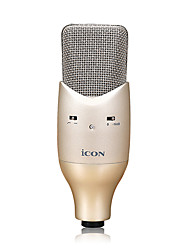pictogram m2 capacitieve karaoke microfoon